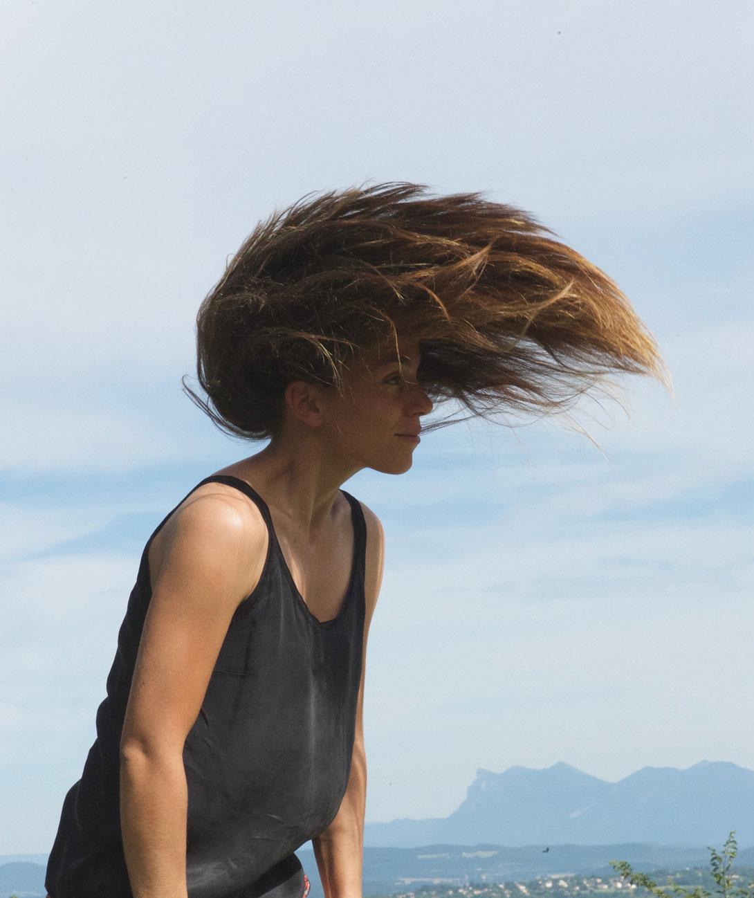 Masque provençal pour les cheveux